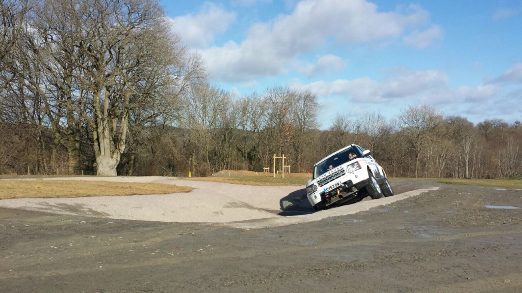 Land Rover Experience: Discovery Driving Day. The best fun I've ever had in a car!
