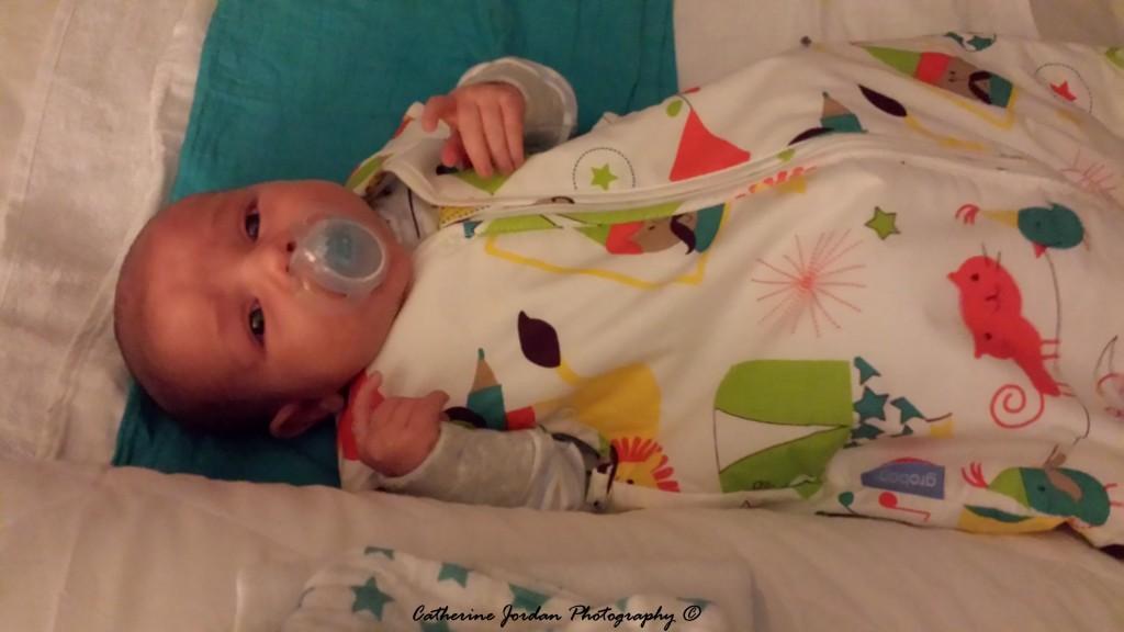 First Grobag Baby Sleep Bag