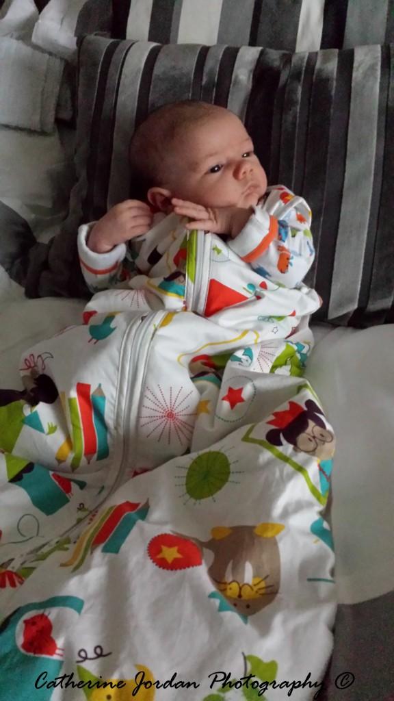 First ever Grobag Baby Sleep Bag