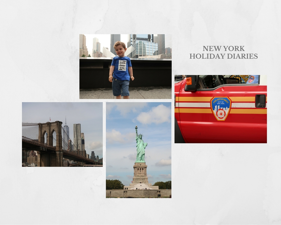 New York Holiday Diaries
