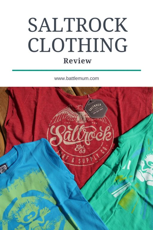Saltrock t-shirts
