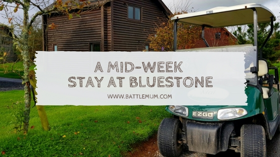3056bb0fc1f A Mid-Week Stay at Bluestone - Our Visit and Review