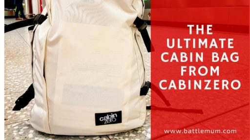ultimate cabin bag from cabinzero