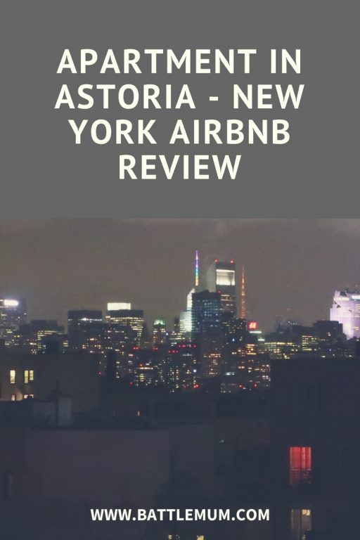 apartment in astoria - review of a new york airbnb