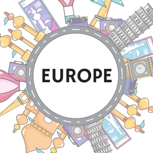 Europe category where posts about destinations in Europe can be read on the BattleMum blog