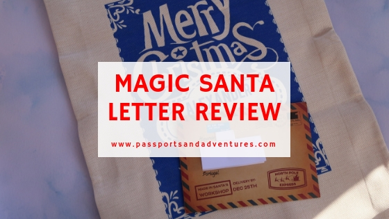 Magic Santa Letter Review - Our review of the Invitation to Lapland letter.