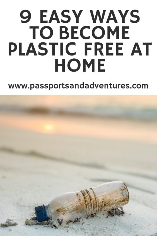 9 Easy Ways To Become Plastic Free At Home - Ways to Reduce your Plastic Waste.