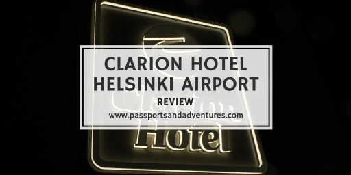 Clarion Hotel Helsinki Airport Review
