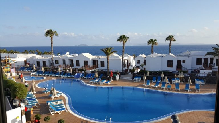 Best Family Holiday Resorts in Europe - Flamingo Beach Resort, Lanzarote