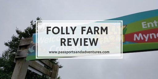 Folly Farm Adventure Park and Zoo With Kids Review