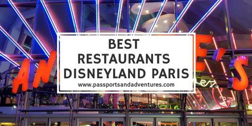 Best Restaurants Disneyland Paris - The Best Places to Eat at Disneyland Paris