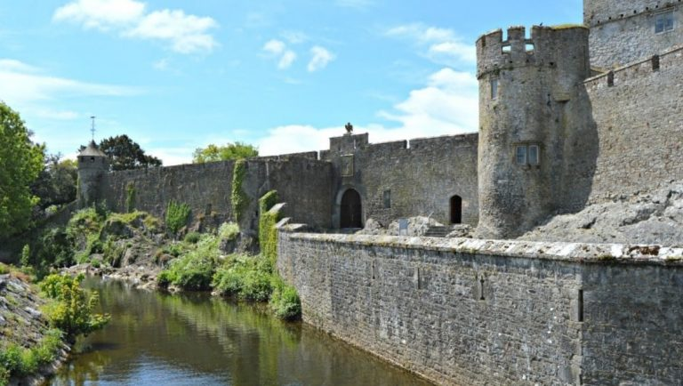 Cahir Castle in Tipperary.