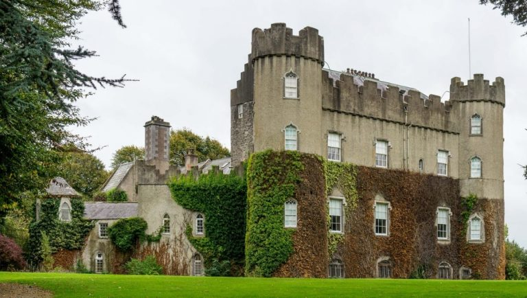 Malahide Castle is one of the top 10 things to see in Dublin.