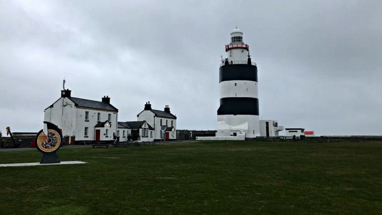 Hook Head Lighthouse, one of the top things to see in Ireland.