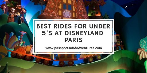 Best Rides For Young Kids at Disneyland Paris