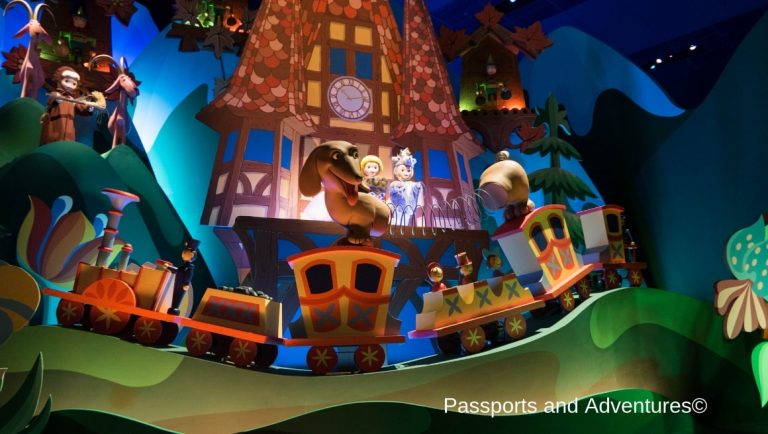 It's A Small World Ride at Disneyland Paris is a not-to-be-missed ride with kids