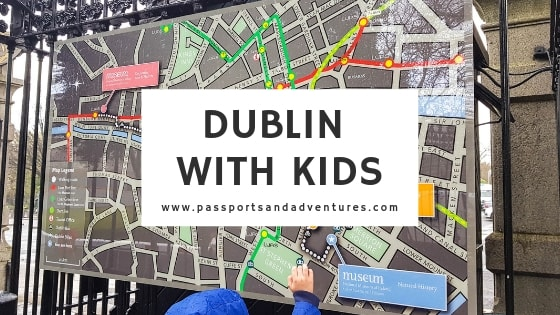 A Complete Guide to Visiting Dublin With Kids