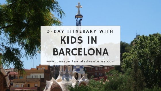 3-Day Itinerary for Visiting Barcelona with Kids