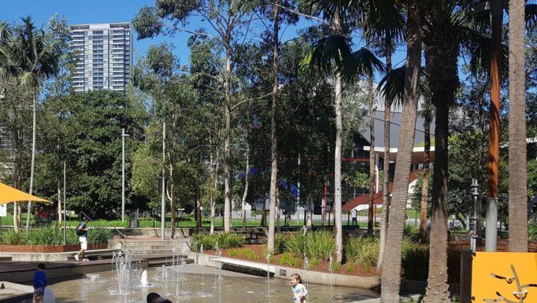 Darling Quarter Playground, Sydney
