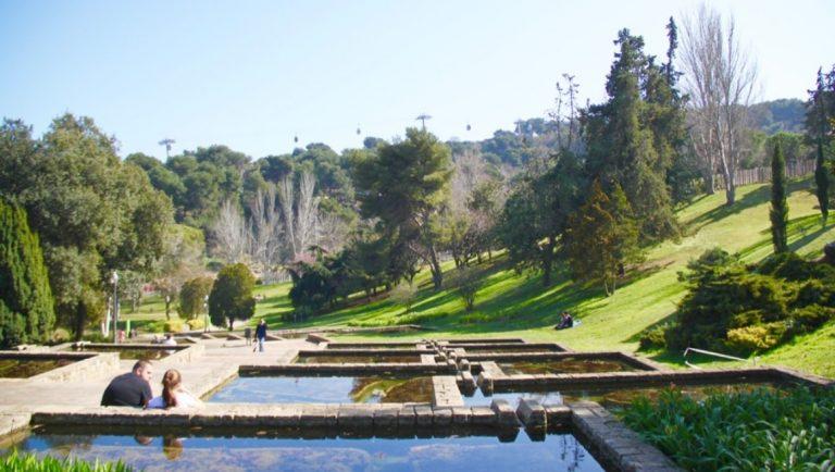 Montjuic Park, Barcelona