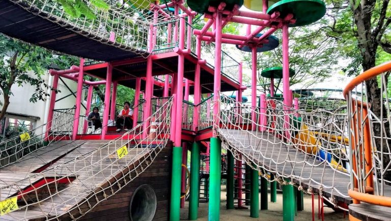 Bangkok Playground