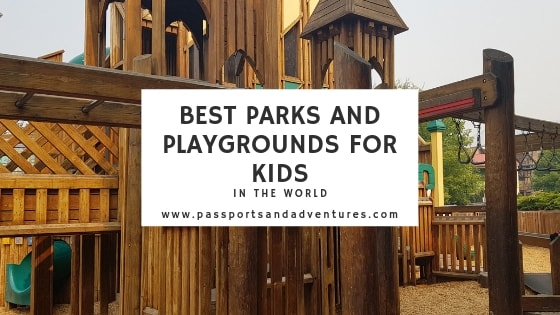 Best Parks and Playgrounds for Kids