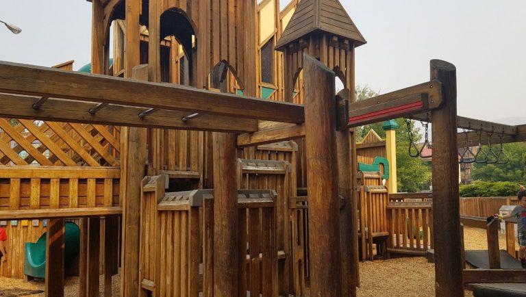 Dragon's Hollow Playground, Missoula