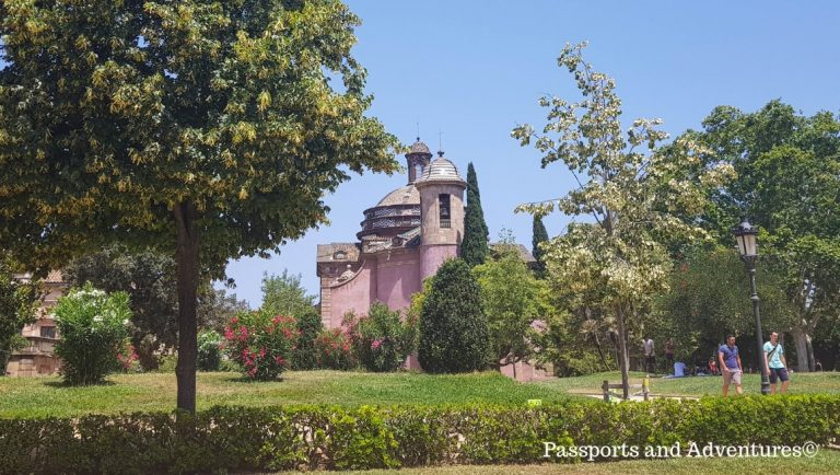 Parc de la Ciutadella, one of the tops places to visit in Barcelona with kids