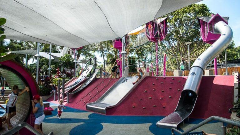 Riverside Green Park, Southbank, Brisbane