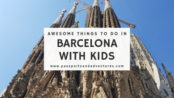 Awesome Things To Do In Barcelona With Kids