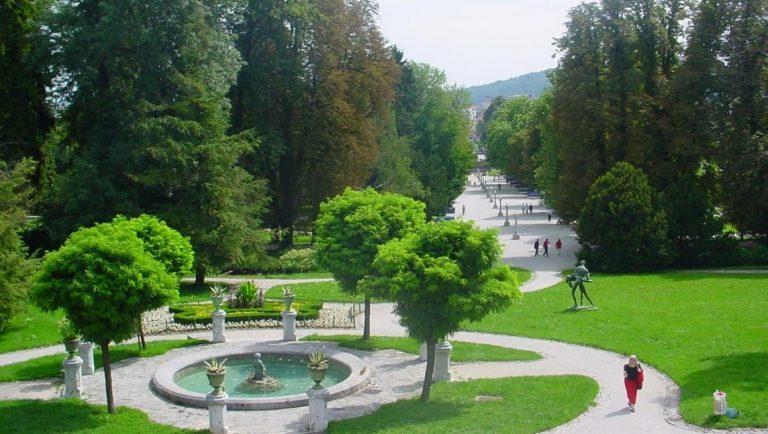 Tivoli Park, Slovenia