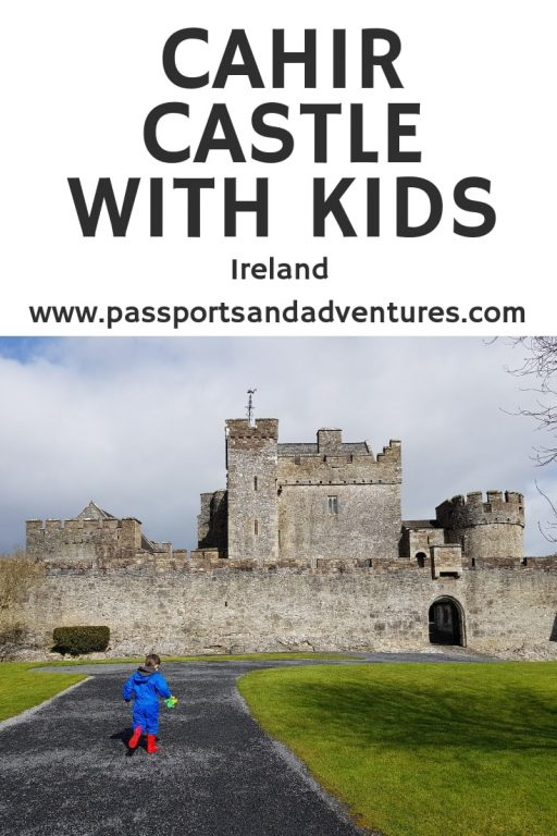 Cahir Castle With Kids