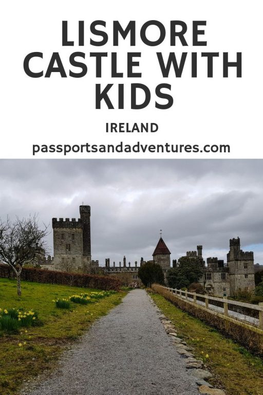 Visiting Lismore Castle with Kids