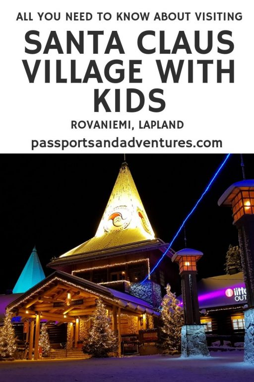 Santa Claus Village With Kids - All You Need To Know