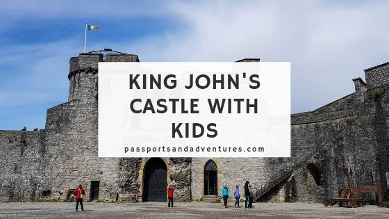 King Johns Castle With Kids