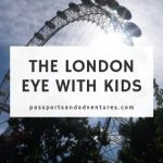 The London Eye With Kids