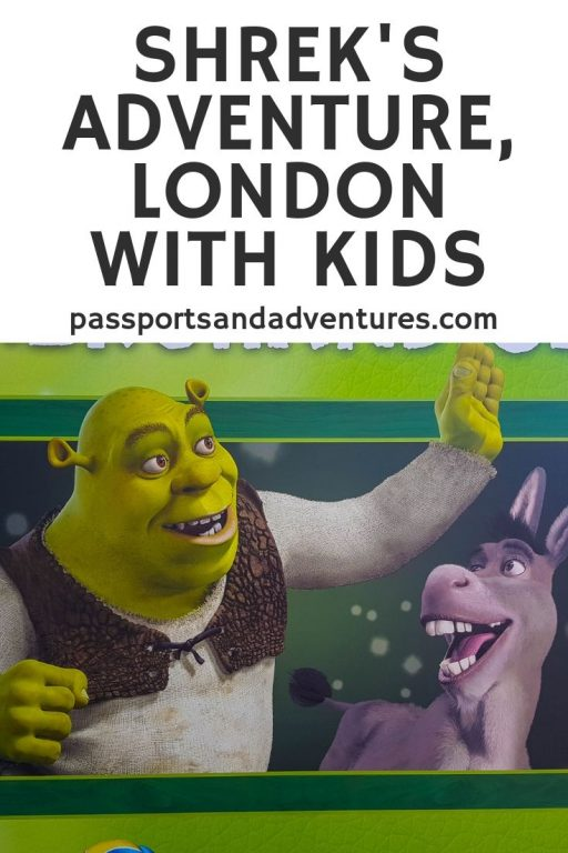 Shrek's Adventure Review