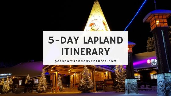 5-Day Lapland Itinerary