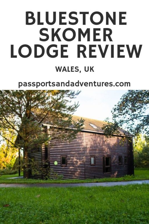 Bluestone, Skomer Lodge Review