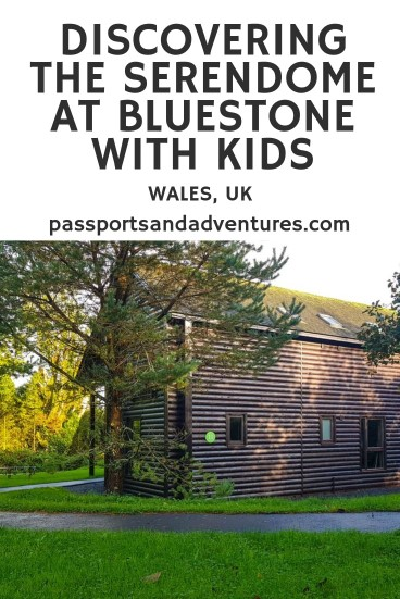 Discovering the Serendome at Bluestone with Kids