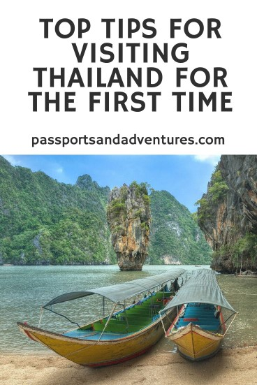Top Tips for Visiting Thailand for the First Time