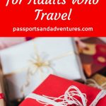 Christmas Gift Ideals for Adults Who Love to Travel