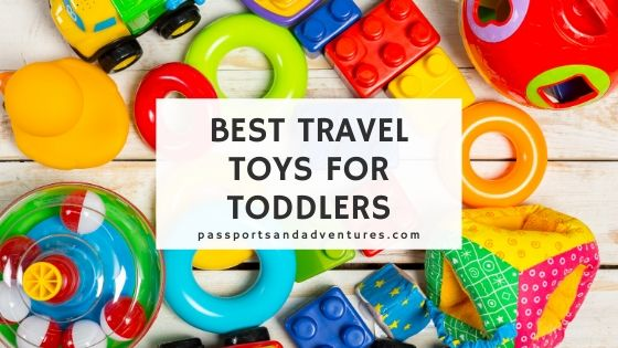Best Travel Toys for Toddlers and Babies