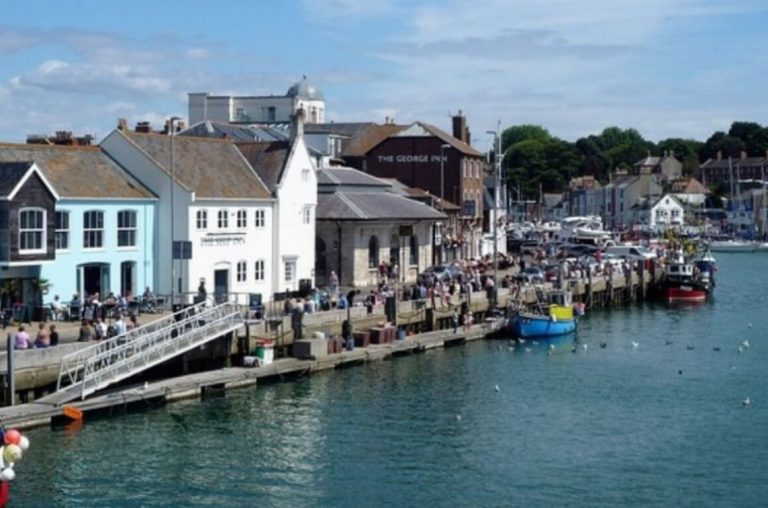 A picture of Weymouth Harbour